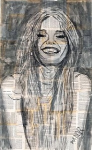 laugh-girl---original-signed-by-danor_art